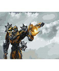 Картина по номерам Трансформеры 40х50 см (GX30110)
