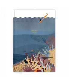Блокнот-Артбук Море (ТМ Gifty Гифти)