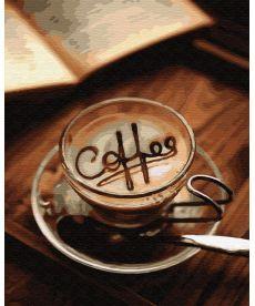 Картина по номерам Чашка кофе 40 х 50 см (BK-GX29736)