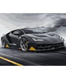 Картина по номерам Lamborghini 40 х 50 см (BK-GX29808)