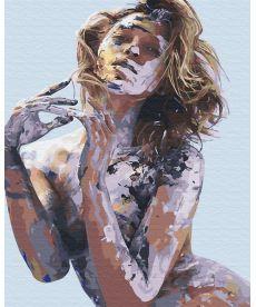 Картина по номерам Боди арт 40 х 50 см (BK-GX30123)