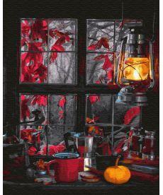 Картина по номерам Осенний уют 40 х 50 см (BK-GX30210)