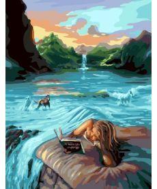 Картина по номерам Волшебные сны 40 х 50 см (BK-GX4608)