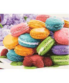 Картина по номерам Изысканный десерт 40 х 50 см (BRM21678)