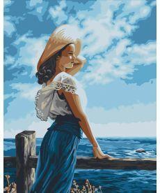 Картина по номерам Морской бриз 40 х 50 см (BRM22361)