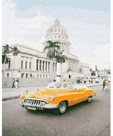 Картина по номерам Кубинское ретро 40 х 50 см (BRM28889)