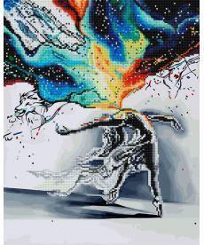 Картина по номерам Экспрессия 40 х 50 см (GZS1008)