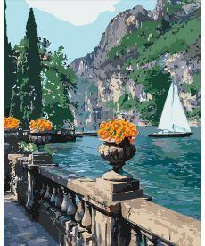 Картина по номерам Морская бухта 40 х 50 см (KH2740)