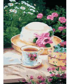 Картина по номерам Пикник в саду 30 х 40 см (KHO2206)