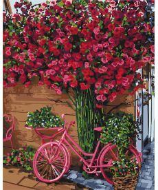 Картина по номерам Отдых в Бельгии 40 х 50 см (KHO2260)