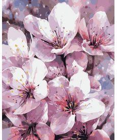Картина по номерам Дыхание весны 40 х 50 см (KHO2946)