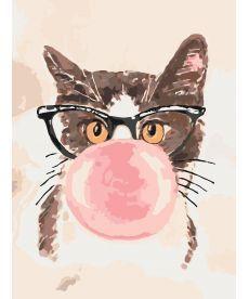 Картина по номерам Bubble Gum 30 х 40 см (KHO4050)