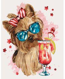 Картина по номерам Cool party 40 х 50 см (KHO4123)