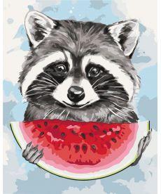 Картина по номерам Летняя вкусняшка 40 х 50 см (KHO4128)