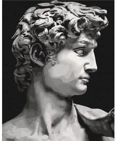 Картина по номерам Давид Микеланджело 40 х 50 см (KHO4617)