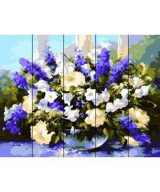 Картина по номерам Яркий букет 40 х 50 см (RA-F29)