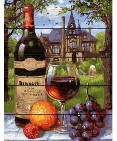Картина по номерам Вино и виноград 40 х 50 см (RA-GXT28186)