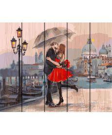 Картина по номерам Свидание в Венеции 40 х 50 см (RA-GXT9991)