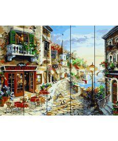 Картина по номерам Приморский бульвар 40 х 50 см (RA-W453)