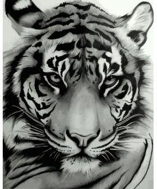Картина по номерам Величественный тигр 40 х 50 см (VP1194)