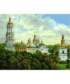 Картина по номерам Осенняя симфония 40 х 50 см (VP489)