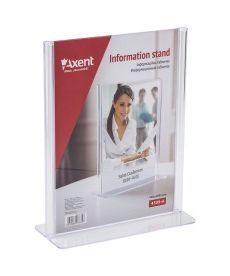 Табличка информационная Axent А5 146х208 мм 4539-A