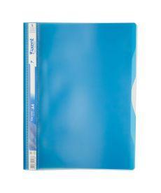 Скоросшиватель Axent А4 голубой 5 отделений 1312-07-A