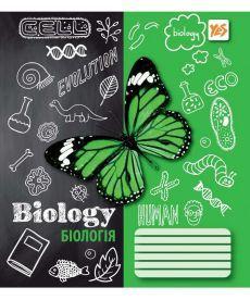 Предметная тетрадь биология 48 л. Yes А5 Sketch science 761260
