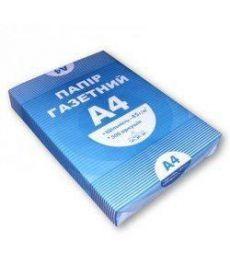 Бумага А4 60гм2 100 листов офсетный A4.60.100