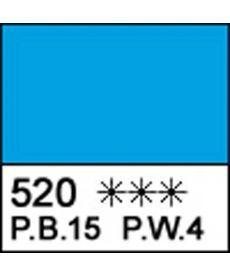 Краска масляная СОНЕТ синяя светлая, 46мл ЗХК