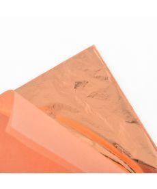 Поталь СОНЕТ , 14х14 см, 25 листов, медь ЗХК
