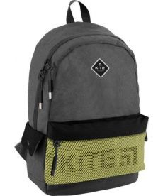 Рюкзак городской Kite City серый K19-994L-1