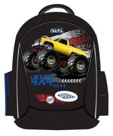 Рюкзак школьный Smart ZZ-03 Speed 4х4 557687