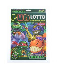 Игровой набор 1 вересня Funny loto TMNT Dino 953695