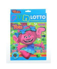 Игровой набор 1 вересня Funny loto Trolls 953674
