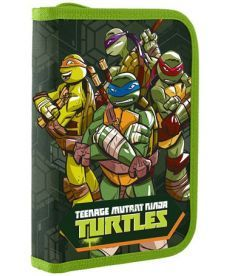 Пенал-книжка 1 Вересня 1 отд. 1 отв. HP-03 Ninja Turtles 532164