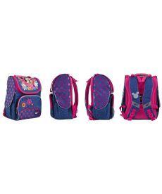 Рюкзак школьный Yes каркасный отд. для ноутбука Minnie 556140
