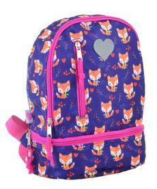 Рюкзак детский Yes K-21 Fox 555315
