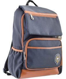 Рюкзак подростковый Yes OX 293 Oxford серый 553999