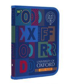 Папка для зошитів пласт. на блискавки В5 ''Oxford'' Yes 491576