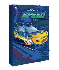 Папка для праці картонна А4 ''Speed car'' Yes 491679