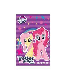 Записная книга блокнот Kite My Little Pony 70х105мм ,48л. LP19-224