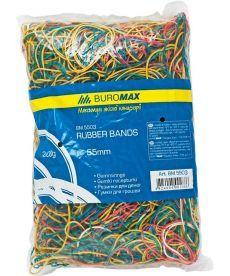 Резинки для денег Buromax Jobmax 200г BM.5503