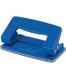 Дырокол 10 л Buromax металический Jobmax синий BM.4039-02