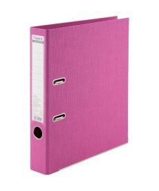 Папка-регистратор AXENT двостор Prestige+ А4 PP 5 см розовый 1721-10C-A