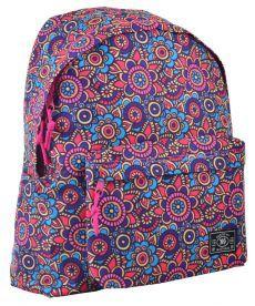 Рюкзак молодежный Yes ST-17 Crazy Floral 554988
