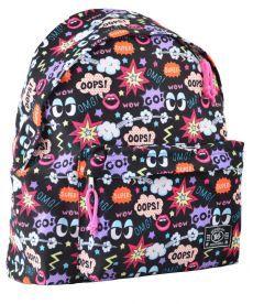Рюкзак молодежный Yes ST-17 Crazy OOPS! 554980