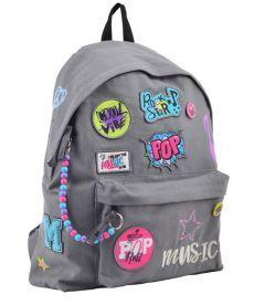 Рюкзак подростковый Yes ST-32 отд. для ноутбука Rock Star 555546