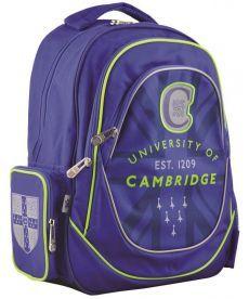 Рюкзак школьный Yes S-24 отд. для ноутбука Cambridge 555290