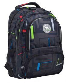 Рюкзак подростковый Yes T-48 отд. для ноутбука Move 554896